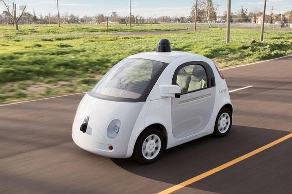 Google Car : voiture autonome de Google